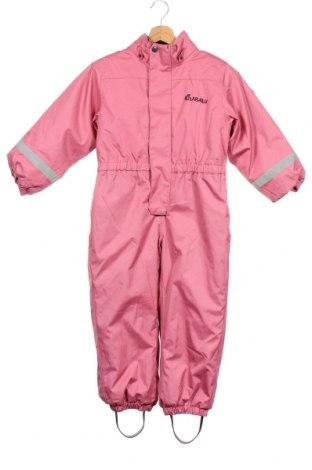 Salopetă pentru copii pentru sporturi de iarnă Hulabalu, Mărime 5-6y/ 116-122 cm, Culoare Roz, Poliester, Preț 350,33 Lei