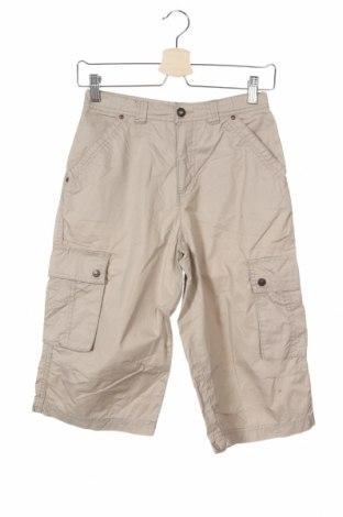 Παιδικό κοντό παντελόνι Alive, Μέγεθος 13-14y/ 164-168 εκ., Χρώμα  Μπέζ, Βαμβάκι, Τιμή 5,46€