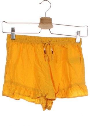 Παιδικό κοντό παντελόνι Old Navy, Μέγεθος 10-11y/ 146-152 εκ., Χρώμα Κίτρινο, Βισκόζη, Τιμή 4,09€