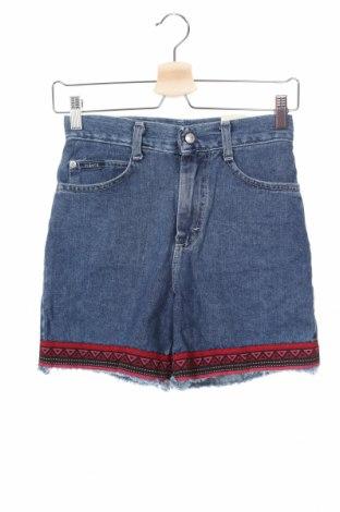 Παιδικό κοντό παντελόνι Riders, Μέγεθος 11-12y/ 152-158 εκ., Χρώμα Μπλέ, Τιμή 10,39€