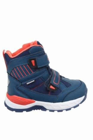 Παιδικά παπούτσια Alpine Pro, Μέγεθος 28, Χρώμα Μπλέ, Δερματίνη, κλωστοϋφαντουργικά προϊόντα, Τιμή 18,56€