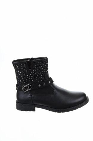 Παιδικά παπούτσια Balducci, Μέγεθος 33, Χρώμα Μαύρο, Δερματίνη, κλωστοϋφαντουργικά προϊόντα, Τιμή 11,37€