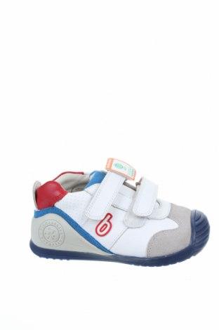 Παιδικά παπούτσια Biomecanics, Μέγεθος 24, Χρώμα Πολύχρωμο, Γνήσιο δέρμα, Τιμή 42,14€