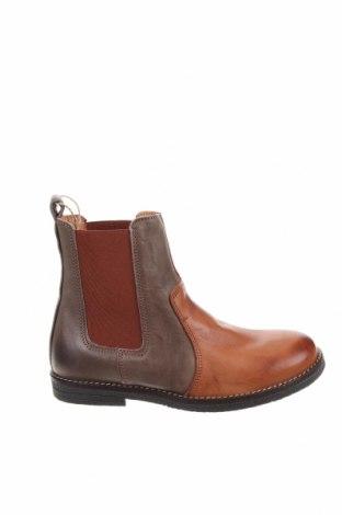 Παιδικά παπούτσια Bisgaard, Μέγεθος 34, Χρώμα Καφέ, Γνήσιο δέρμα, Τιμή 39,89€