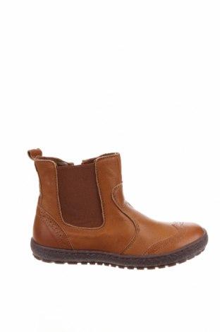 Детски обувки Bisgaard, Размер 32, Цвят Кафяв, Естествена кожа, Цена 30,52лв.
