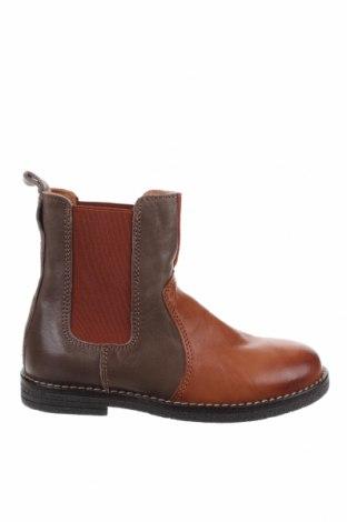 Παιδικά παπούτσια Bisgaard, Μέγεθος 28, Χρώμα Καφέ, Γνήσιο δέρμα, φυσικό σουέτ, κλωστοϋφαντουργικά προϊόντα, Τιμή 14,05€