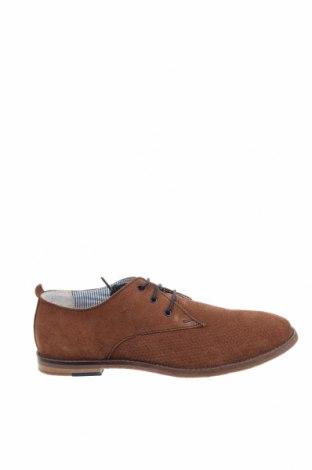 Παιδικά παπούτσια Friboo, Μέγεθος 39, Χρώμα Καφέ, Φυσικό σουέτ, Τιμή 26,61€