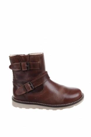 Παιδικά παπούτσια Friboo, Μέγεθος 30, Χρώμα Καφέ, Γνήσιο δέρμα, Τιμή 24,12€