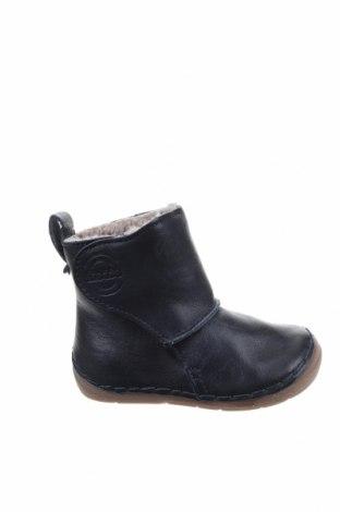 Παιδικά παπούτσια Froddo, Μέγεθος 19, Χρώμα Μπλέ, Γνήσιο δέρμα, Τιμή 28,70€