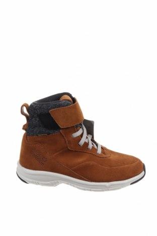 Παιδικά παπούτσια Jack Wolfskin, Μέγεθος 28, Χρώμα Καφέ, Φυσικό σουέτ, Τιμή 49,18€