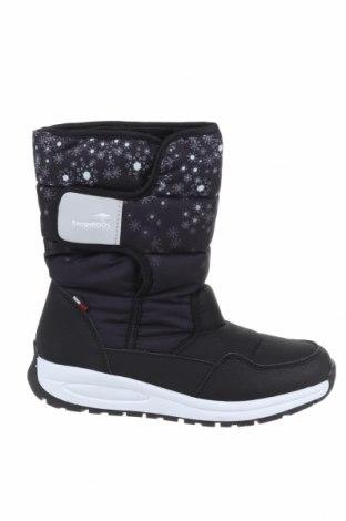 Детски обувки Kangaroos, Размер 34, Цвят Син, Текстил, еко кожа, Цена 51,62лв.