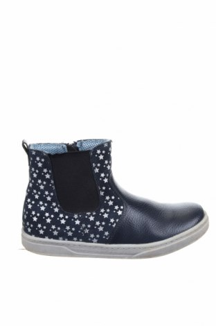 Παιδικά παπούτσια Lamino, Μέγεθος 33, Χρώμα Μπλέ, Γνήσιο δέρμα, Τιμή 19,59€
