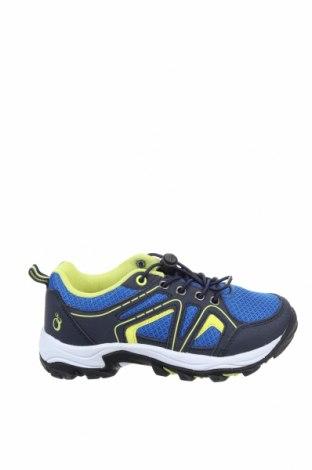 Детски обувки Lamino, Размер 30, Цвят Многоцветен, Еко кожа, текстил, Цена 31,60лв.