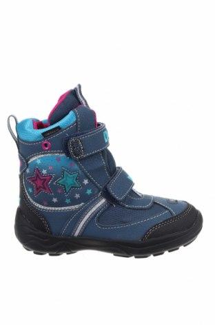 Детски обувки Lico, Размер 27, Цвят Син, Еко кожа, текстил, Цена 27,65лв.