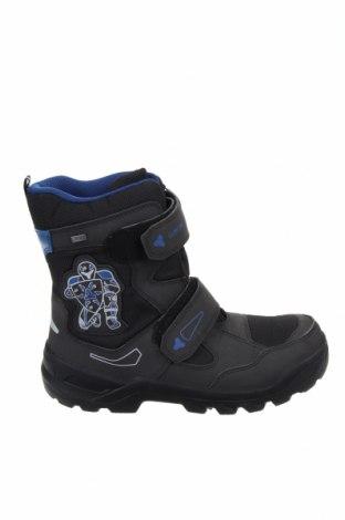 Παιδικά παπούτσια Lurchi, Μέγεθος 35, Χρώμα Μαύρο, Δερματίνη, κλωστοϋφαντουργικά προϊόντα, Τιμή 12,12€