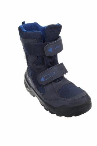 Παιδικά παπούτσια Lurchi, Μέγεθος 34, Χρώμα Μπλέ, Δερματίνη, κλωστοϋφαντουργικά προϊόντα, Τιμή 13,86€