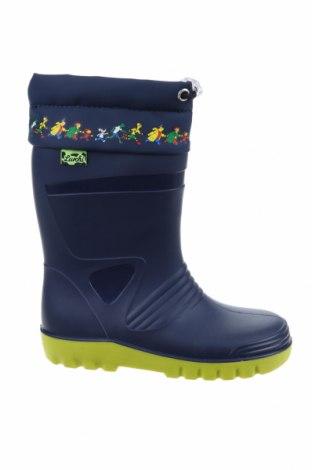 Παιδικά παπούτσια Lurchi, Μέγεθος 27, Χρώμα Μπλέ, Πολυουρεθάνης, κλωστοϋφαντουργικά προϊόντα, Τιμή 22,02€