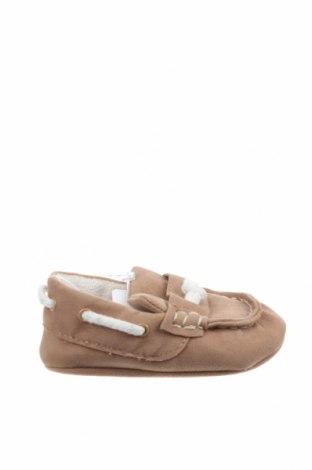 Παιδικά παπούτσια Mayoral, Μέγεθος 19, Χρώμα  Μπέζ, Κλωστοϋφαντουργικά προϊόντα, Τιμή 17,58€