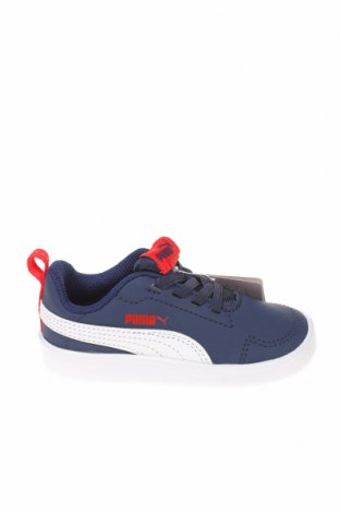 Παιδικά παπούτσια PUMA, Μέγεθος 23, Χρώμα Μπλέ, Δερματίνη, Τιμή 25,23€