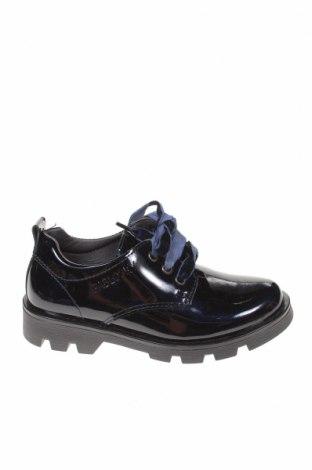 Παιδικά παπούτσια Pablosky, Μέγεθος 28, Χρώμα Μπλέ, Γνήσιο δέρμα, Τιμή 19,21€