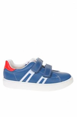 Παιδικά παπούτσια Pablosky, Μέγεθος 32, Χρώμα Μπλέ, Γνήσιο δέρμα, Τιμή 26,68€