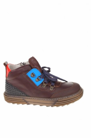 Детски обувки Pablosky, Размер 32, Цвят Кафяв, Естествена кожа, еко кожа, Цена 48,00лв.