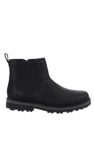 Детски обувки Timberland, Размер 37, Цвят Черен, Естествена кожа, Цена 141,75лв.