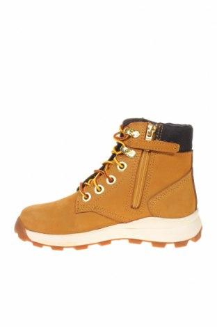 Παιδικά παπούτσια Timberland, Μέγεθος 31, Χρώμα Καφέ, Γνήσιο δέρμα, Τιμή 45,08€