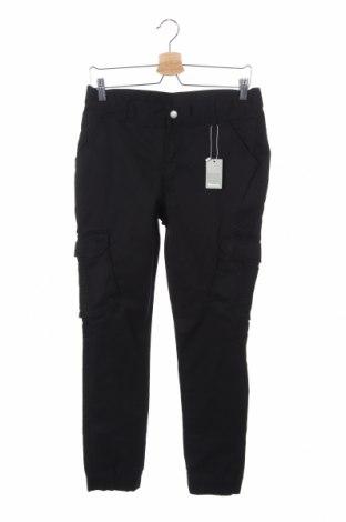Παιδικό παντελόνι Bench, Μέγεθος 15-18y/ 170-176 εκ., Χρώμα Μαύρο, 98% βαμβάκι, 2% ελαστάνη, Τιμή 14,94€