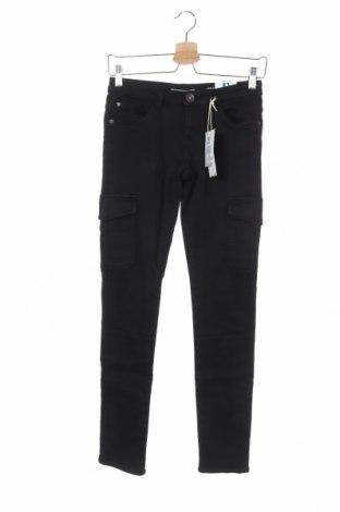 Παιδικό παντελόνι Garcia, Μέγεθος 13-14y/ 164-168 εκ., Χρώμα Μαύρο, 80% βαμβάκι, 18% πολυεστέρας, 2% ελαστάνη, Τιμή 10,18€
