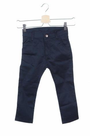 Παιδικό παντελόνι Ollie Olla, Μέγεθος 3-4y/ 104-110 εκ., Χρώμα Μπλέ, 98% βαμβάκι, 2% ελαστάνη, Τιμή 8,35€
