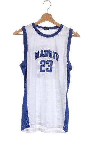 Μπλουζάκι αμάνικο παιδικό, Μέγεθος 13-14y/ 164-168 εκ., Χρώμα Λευκό, Τιμή 6,75€