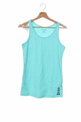 Μπλουζάκι αμάνικο παιδικό Fit-Z, Μέγεθος 15-18y/ 170-176 εκ., Χρώμα Μπλέ, 95% βαμβάκι, 5% ελαστάνη, Τιμή 6,82€