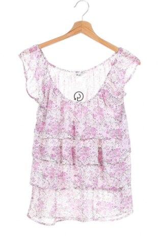 Μπλουζάκι αμάνικο παιδικό Okay, Μέγεθος 11-12y/ 152-158 εκ., Χρώμα Πολύχρωμο, Πολυεστέρας, Τιμή 3,18€