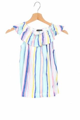 Μπλουζάκι αμάνικο παιδικό Page One, Μέγεθος 12-13y/ 158-164 εκ., Χρώμα Πολύχρωμο, Βαμβάκι, Τιμή 3,80€