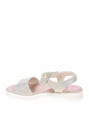 Детски сандали Pablosky, Размер 30, Цвят Сив, Естествена кожа, Цена 35,40лв.