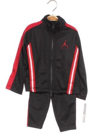 Παιδικό συνολακι Air Jordan Nike, Μέγεθος 18-24m/ 86-98 εκ., Χρώμα Μαύρο, Πολυεστέρας, Τιμή 27,53€