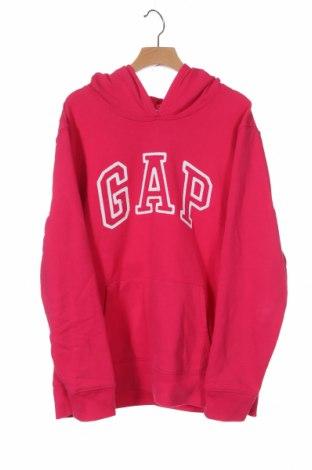 Παιδικό φούτερ Gap, Μέγεθος 12-13y/ 158-164 εκ., Χρώμα Ρόζ , 60% βαμβάκι, 40% πολυεστέρας, Τιμή 24,74€