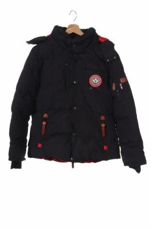 Детско яке Canadian Peak, Размер 15-18y/ 170-176 см, Цвят Черен, Полиамид, Цена 189,00лв.