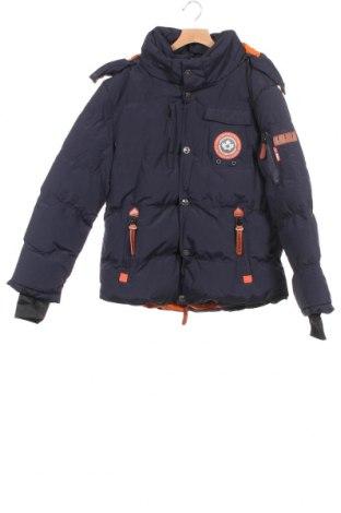 Детско яке Canadian Peak, Размер 13-14y/ 164-168 см, Цвят Син, Полиамид, Цена 189,00лв.