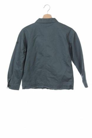 Παιδικό μπουφάν Pepe Jeans, Μέγεθος 11-12y/ 152-158 εκ., Χρώμα Πράσινο, Βαμβάκι, Τιμή 34,39€