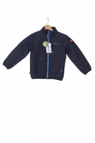 Παιδικό μπουφάν Trollkids, Μέγεθος 7-8y/ 128-134 εκ., Χρώμα Μπλέ, Πολυεστέρας, Τιμή 17,51€