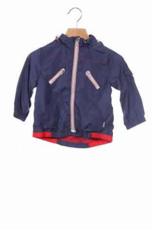 Παιδικό μπουφάν Tutto Piccolo, Μέγεθος 9-12m/ 74-80 εκ., Χρώμα Μπλέ, Πολυεστέρας, Τιμή 12,16€