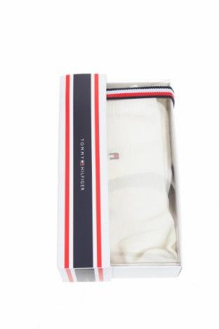Комплект Tommy Hilfiger, Размер M, Цвят Бял, 77% памук, 21% полиамид, 2% еластан, Цена 33,32лв.