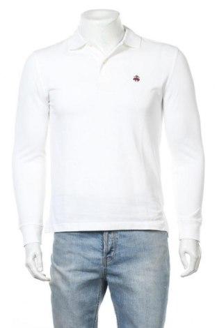 Мъжка блуза Brooks Brothers, Размер S, Цвят Бял, Памук, Цена 51,62лв.