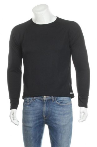 Ανδρική μπλούζα CMP, Μέγεθος S, Χρώμα Μαύρο, Πολυεστέρας, Τιμή 1,59€
