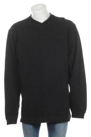Мъжка блуза Eddie Bauer, Размер XL, Цвят Черен, Памук, Цена 33,02лв.