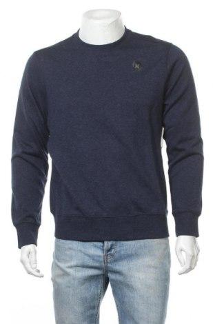 Мъжка блуза Hurley, Размер L, Цвят Син, 51% памук, 49% полиестер, Цена 74,12лв.