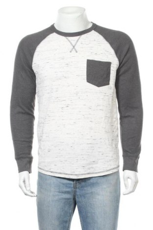 Мъжка блуза Mossimo, Размер L, Цвят Бял, 60% памук, 40% полиестер, Цена 13,23лв.