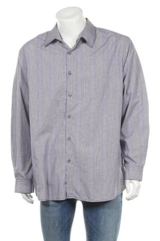 Мъжка риза George, Размер XXL, Цвят Лилав, 60% памук, 40% полиестер, Цена 18,90лв.